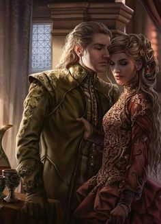 Jaime and Cersei Lannister.