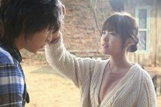 Song joong ki and Park bo young were wolf movie ❤❤