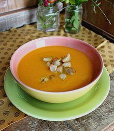 Sopa de Frango com Cenoura