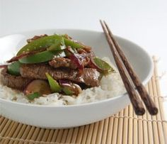 Peppered Steak Stir-fry - The Resourceful Cook