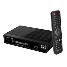 Jean Importados® - Tudo em Receptores de TV: Receptor-Azamerica-S1005-HD-Wifi