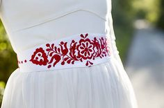 Wedding Accessories, Tulle, Embroidery, Wedding Dresses, Womens Fashion, Skirts, Clothes, Stitching, Ornament