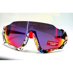 4a7a1e03c0 Flight Jacket Stickerbomb Prizm Road Sports Sunglasses