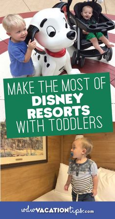 Earlier this summer we stayed in a cabin at Fort Wilderness and NEVER made it to the theme parks, how wild is that? Here are a few ways to make the most of a Disney resort stay with toddlers!