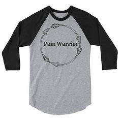 Chronic Pain Warrior Supporting Fibro CRPS Endometriosis Migraines MS EDS and so many more! Get yours today!