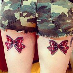 10 Super Cool Butt Tattoos For Women