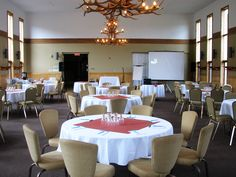 Conference Facilities, Corporate Events, Natural Light, Horn, Chandeliers, Centre, Reception, Mountain, Base
