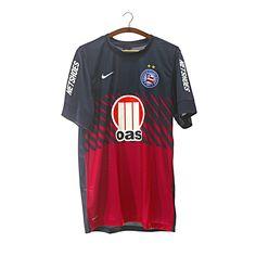 Brasil, Brazil, Futebol, Soccer, Camisa, Jersey, Bahia, Treino  www.futshopclube.com.br