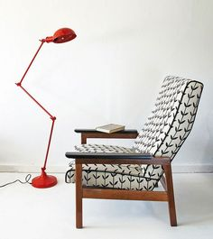 Truss Chair by Gus* Modern. So cute.  Find this style and more at www.smartfurniture.com