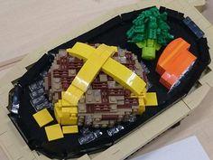 【画像】 東大駒場祭のレゴ部の展示にチーズハンバーグが現れる : ゴールデンタイムズ