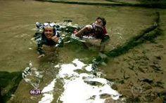 Jimmy e Nadia mergulham em lagoas impressionantes!