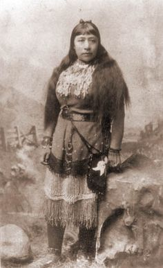 Native American Pride — Sarah Winnemucca (1844–1891) was one of the most...