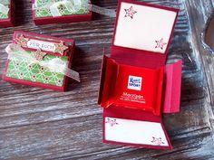 Kreativ am Deich : ...weihnachtliche Goodies 2. Teil + kleine Anleitung