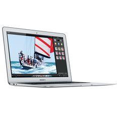 Achetez Ordinateur portable Apple MacBook Air 13 MD761F B 1089,00 € livré le moins