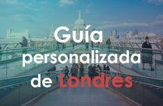 Planea tu viaje a Londres con la ayuda de un experto local Travel Destinations, Travel Tips, Eurotrip, London Travel, Great Britain, Places To Go, Spain, England, Europe