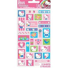 Hello Kitty Party Stickers