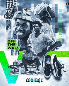 Flyer Design, Layout Design, Vans Original, Basketball Design, Bmx Bikes, Creative Design, Behance, Branding, Creative Advertising
