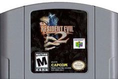 Resident Evil 2 - Game Original Nintendo 64 game cartridge only. All DK's classic used games are cleaned, tested, guaranteed to work and backed by a 120 day warranty. Nintendo 64 Games, Super Nintendo, All Games, Games For Kids, Resident Evil Video Game, Original Nintendo, School Games, Game Sales, The Originals
