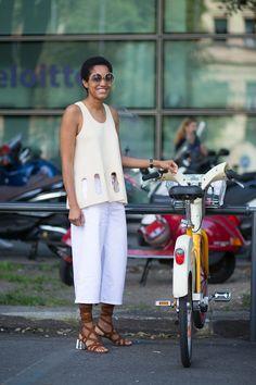 Immagine That: The Style in Milan  - HarpersBAZAAR.com