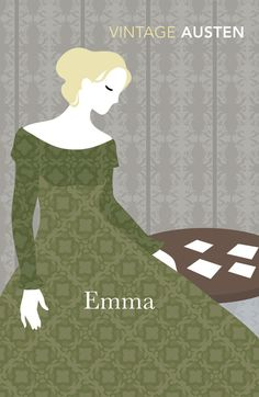 EMMA by Jane Austen, her first novel published by John Murray in 1816.