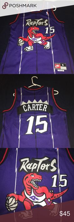 Vince Carter #15 Purple Toronto Raptors Basketball In great condition! Like new! Nike Other