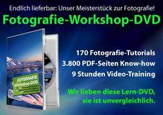 Fotografie-Workshop-DVD