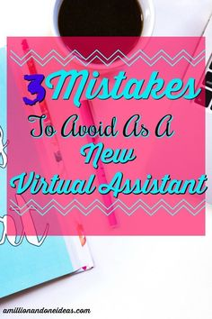 Three mistakes to avoid as a new virtual assistant. Why the interview process is key to avoiding mistakes. Mistakes that can cause a lot of issues later on. Job Interview Tips, Virtual Assistant Services, Blog Names, Work From Home Tips, Busy At Work, Blog Love, Pinterest For Business, Pinterest Marketing, Blog Tips
