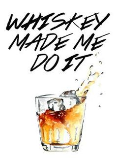Whiskey-Watercolor