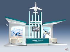 Проекты on Behance Exhibition Stall Design, Exhibition Display, Exhibition Stands, Exhibit Design, Web Banner Design, Stand Design, Display Design, Small Buildings, Travel Agency
