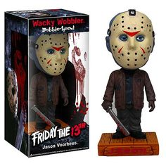 Jason Voorhees Bobblehead Friday the 13th urban-collector