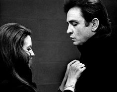 #johnny cash #june cash