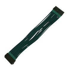 Nanoxia 24-Pin ATX Cable 30cm (NX24V3EG) Green Nanoxia