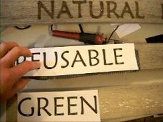Burning letters into old picket fence wood for store signs.simple and fast! Create fonts or designs on a Word document, tape to wood with carbon paper underneath, trace, lift off, burn in outline and fill. Wood Burning Crafts, Wood Burning Patterns, Wood Burning Art, Wood Crafts, Create Font, Carbon Paper, Got Wood, Woodland Decor, Store Signs
