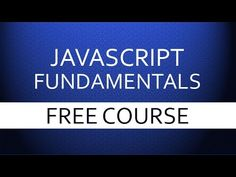 Javascript Tutorial For Beginners - Free Javascript Course - Web Development Tutorial - YouTube