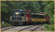 New Hope Valley Railway, North Carolina http://www.triangletrain.com/
