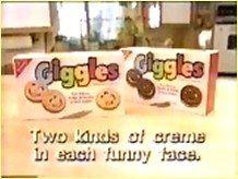 Giggles cookies??? Yum!