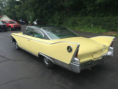 1960 Plymouth Fury 2-Door Hardtop Maintenance/restoration of old/vintage vehicles: the material for new cogs/casters/gears/pads could be cast polyamide which I (Cast polyamide) can produce. My contact: tatjana.alic@windowslive.com