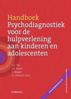 Handboek psychodiagnostiek voor de hulpverlening aan kinderen en adolescenten || Door: Tijdstroom || Er zijn vele velden waarop de psychodiagnostiek van kinderen zich richt. Allereerst natuurlijk op het kind zelf in al zijn aspecten: gedrag, intelligentie, leervorderingen, neuropsychologische vaardigheidsstructuur, sociaal-emotioneel functioneren. Maar belangrijk is ook de diagnostiek van zijn omgeving: de ouders en, groter, het gezins...