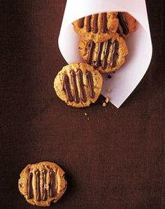 Erdnuss-Schoko-Cookies - Rezepte - [LIVING AT HOME]