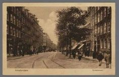 Kinkerstraat - oude anzichtskaart
