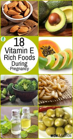 18 Vitamin E Rich Foods You Should Take During Pregnancy: Vitamin E, usually neglected or taken in minimal amounts, is also required during pregnancy. Often, pregnant women are recommended to consume Vitamin E supplements in case of the following.