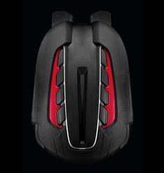 Audi backpack concept design