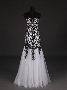 2014 New Long Evening/Prom Dress/Party/Formal Gown Wedding Gown on Etsy, $168.00