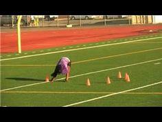 Football Training : Football Speed & Conditioning Drills