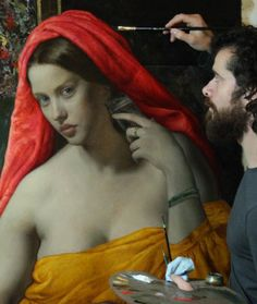 Angel Academy of Art :: Dedicated to the Continuance of Classic Realist Painting