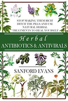 FREE TODAY  -  01/23/2017:  Herbal Antibiotics and Antivirals: Stop Making Them Rich!... https://www.amazon.com/dp/B00KXDLDX2/ref=cm_sw_r_pi_dp_x_qCJHybSEQHFB8