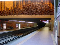 Montreal, Université de Montreal metro
