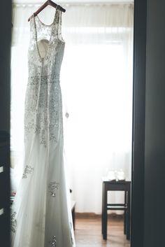 Svadobné šaty 38, 38