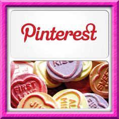 Yay we're now on Pinterest!!