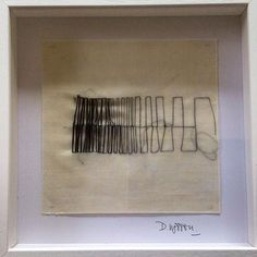 Framed and ready for exhibition @Studio21textile #Wellhousegallery